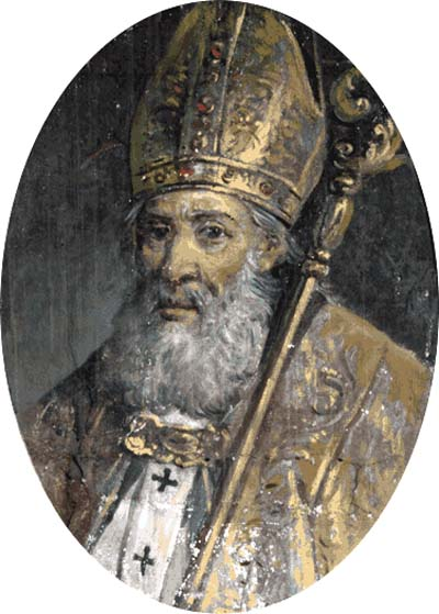 St. Eusebius of Vercelli