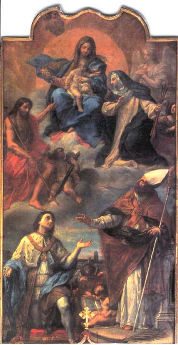 St. Eusebius of Vercelli