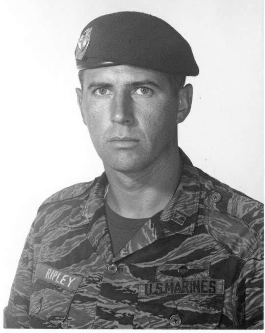 Colonel John Walter Ripley, USMC