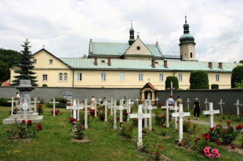 Photo of the Czerna, Monastery of Discalced Carmelites. Poland, by Marek Ślusarczyk.