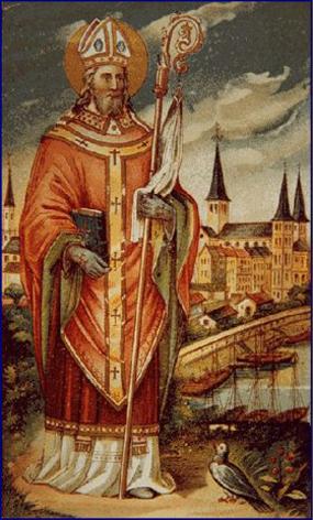 St. Cunibert