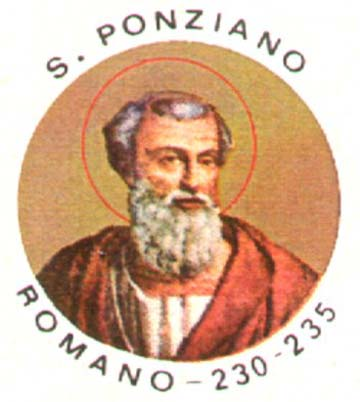 Pope St. Pontian