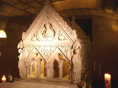 Tomb of St. Willibrord