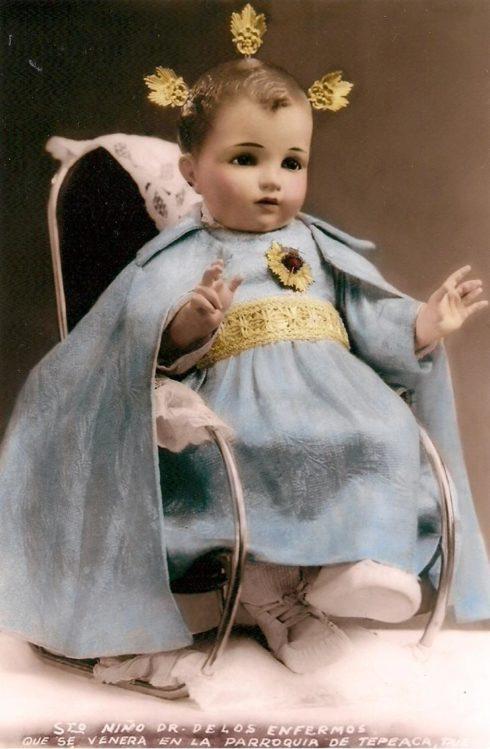Santo Niño Jesús Doctor de los Enfermos