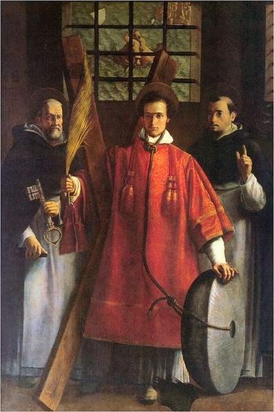 St. Vincent of Saragossa