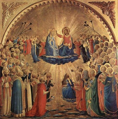 The Coronation of Our Lady