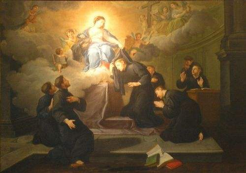 Seven Founders of the Order of Servites