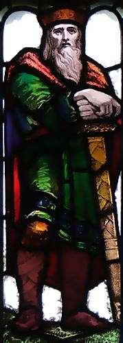 Oswiu, King of Northumbria