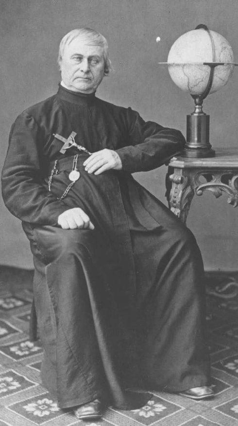 Fr. Pierre-Jean De Smet, ca. 1864