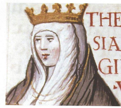 Bl. Theresa of Portugal, Queen of Castile.