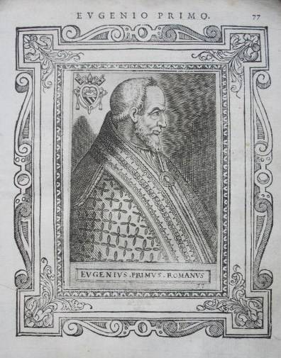 Pope Eugenius I