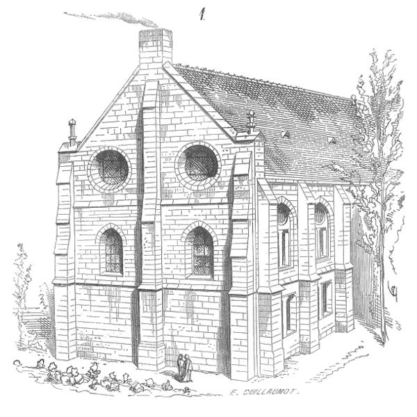 Chelles Abbey