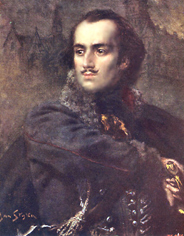 Casimir Pulaski, painted by Jan Styka.