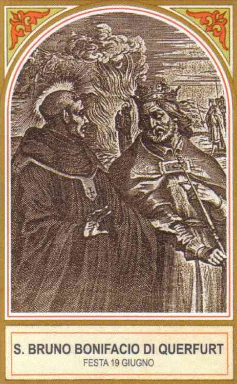 St. Bruno of Querfurt