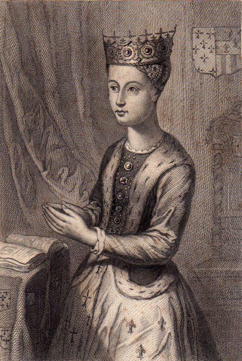 Bl. Frances d'Amboise
