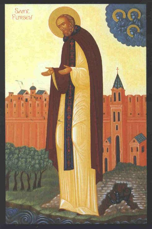 Saint Fursey