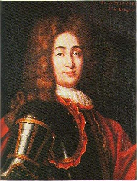Charles Le Moyne de Longueuil, Baron de Longueuil (1656-1729)
