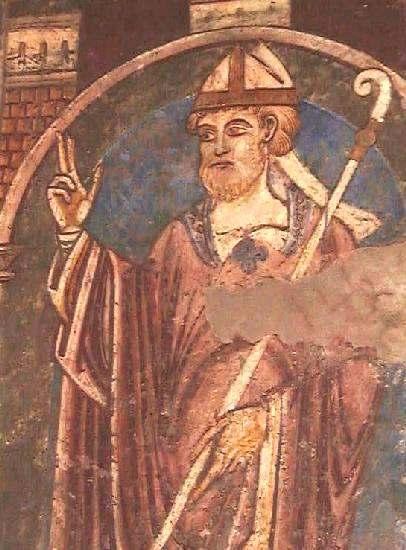 St. Cuthbert of Lindisfarne