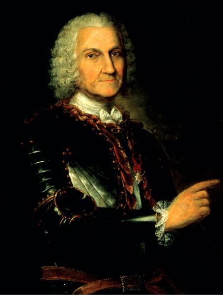 Jean-Baptiste Le Moyne, Sieur de Bienville