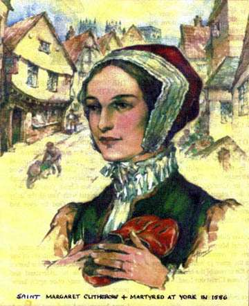 St. Margaret Clitherow