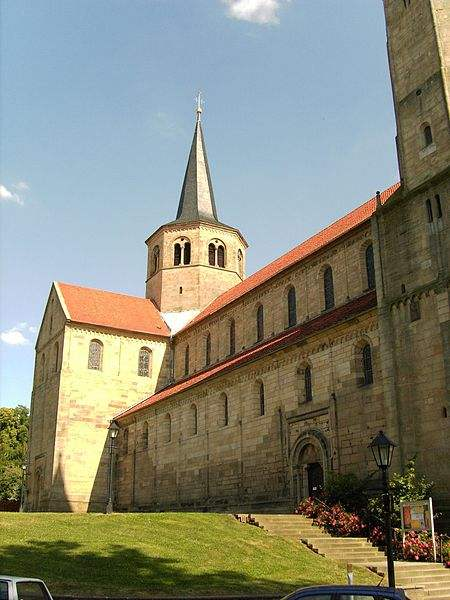 St. Godard Church, Hildesheim
