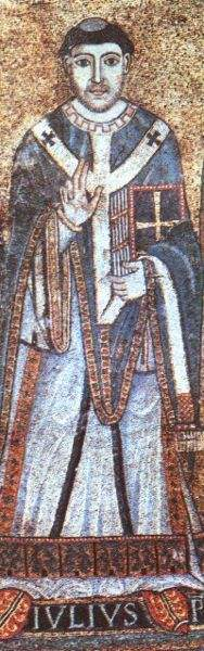 Pope St. Julius I