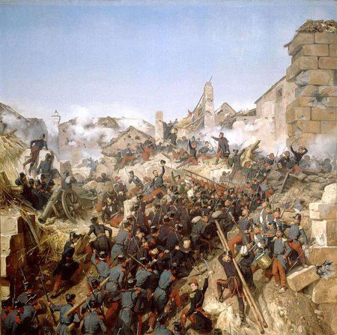 1837 Siege of Constantine