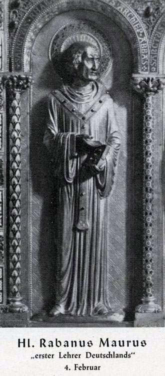Blessed Maurus Magnentius Rabanus