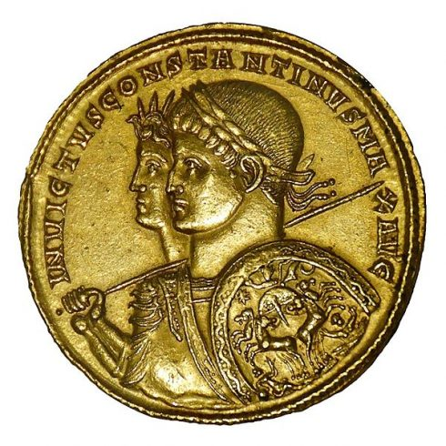 Constantine coin