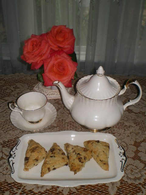 Diamond Jubilee Scones. Click here to try this recipe!