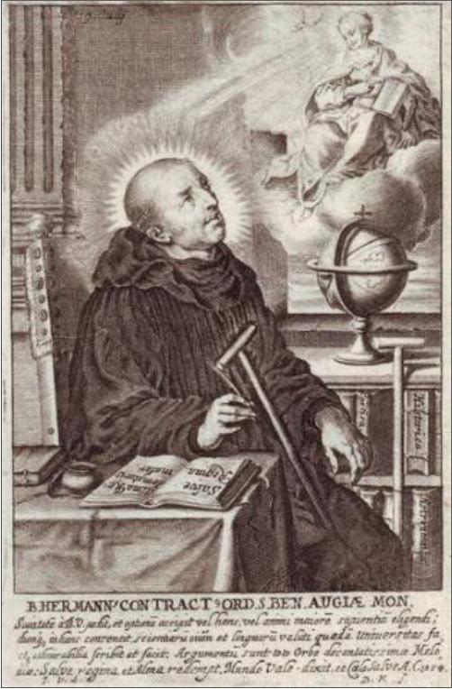 Bl. Hermann of Reichenau