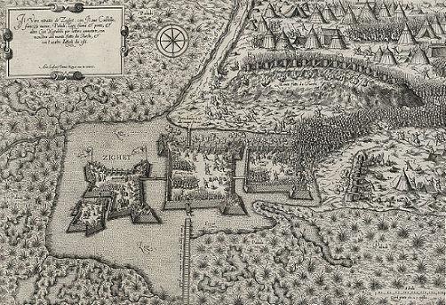 Szigetvár Fortress