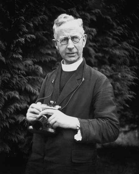 Fr. Francis Mary Hegarty Browne, SJ
